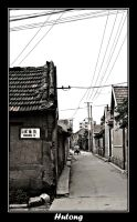 Hutong by ZhuJing