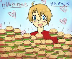 Alfred In Burgers by FooFighter-chan