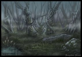 Forgotten Forest by Blattaphile