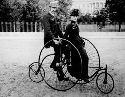 Bicycle Built for Two by Step-in-Time-Stock