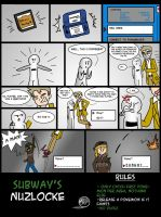 Subway's Nuzlocke Page 0 by Kame-Ghost