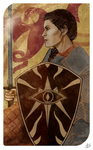 Young Cassandra Pentaghast by aliceazzo