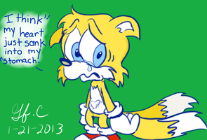 Tails-Feeling really down by spongefox