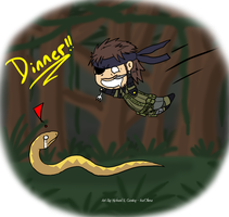 MGS: Snake Eater by VezOham