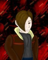 Art Trade: Leon S. Kennedy by BlazingBlueflash