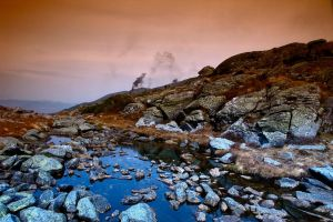 Lake of the Clouds by Elppin