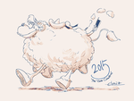 Sheep? by chacckco