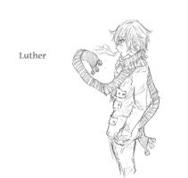 Luther by MissChibiArtist
