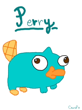 Perry de bebe by Cookie005