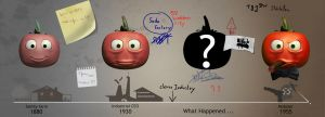 Misterious history of the tomato by TheMaxlord