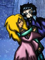 Jaex-Here in your arms(Into the winters night) by Pokechan13