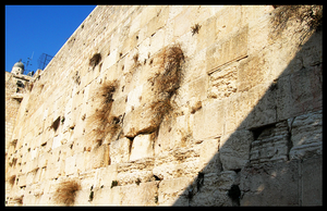 The Western Wall by tigerlily88