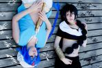 MAGI - Black and White by HauntedKing