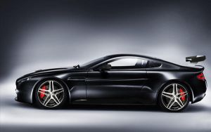 Aston Martin Wallpaper by MGawronski
