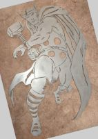 Steel  Thor by BROKENHILL