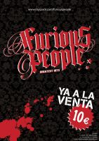 FURIOUS PEOPLE buy now by craniodsgn