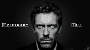 House MD Wallpaper by Wolf13th