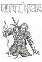 The Witcher by Djigallag