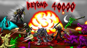 Beyond 40K pageviews by Snowfyre