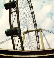 Singapore Flyer by RainSummoner