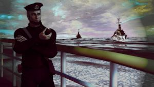 Navy man by caastel