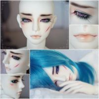 Ren's Faceup by Yuki-Arisu