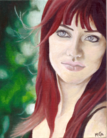 Susan Coffey (For Sale) by lavenderwater