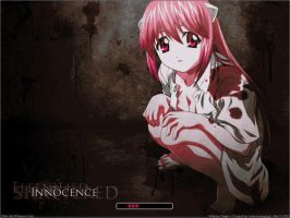 Elfen Lied 'Innocence' by Nait0