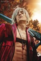 DMC 3 Dante Cosplay (New 3) by MEG-Cosplay