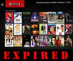 Wrong Movies Gone from Netflix On March 1 2015 by ESPIOARTWORK-102