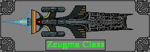 CT-5-D Zeugma Class Multi-Mission Vessel by GratefulReflex
