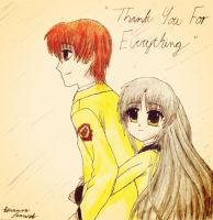Thank You For Everything by Rockinangelz99