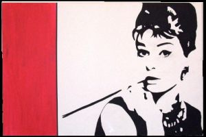 Audrey Hepburn by kelly-amanda