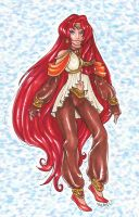 Royal Sailor Sunheart for Jateshi by nickyflamingo