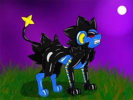 Kouichi-Luxray Latex TF 6 by Fox0808
