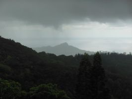Diamond Head Storm by joeyartist