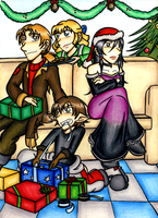 Christmas 1926 by trilly-ankh