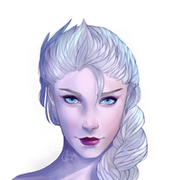 The Snow Queen by CheshireCloud