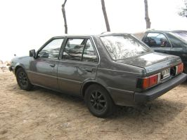 Nissan Sunny B11 - 2 by pete7868