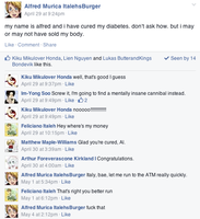 Hetalia Facebook: Cured by gilxoz-epicness