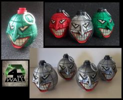 Joker Grenades V2 by 4thWallDesign