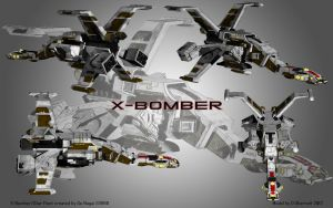 X-Bomber study by dsherratt74