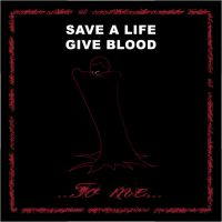 Give Blood by object2bdestroyd