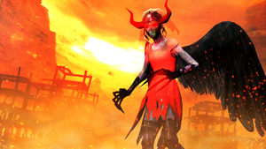 The Witch From Hell (Gmod) by Herioc107