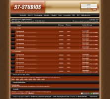 57-Studios Forenstyle by webgraphix