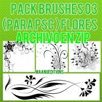 brushes para psc by manuudomatica
