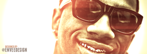Lil B - Facebook Cover Photo by enveedesigns