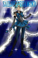 Sailor Megamind by SailorPhantom