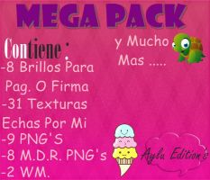 +Mega Pack+ by Recurso