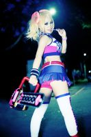 Lollipop Chainsaw - Juliet by rolan666